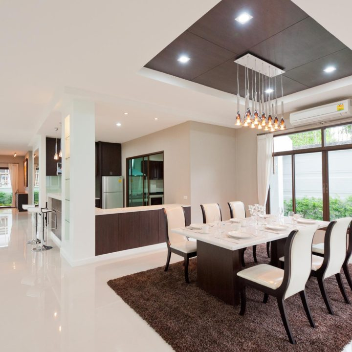 Dining Rooms Interiors
